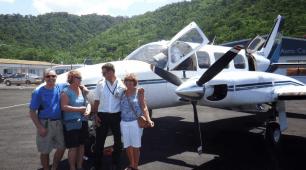 Great Barrier Reef Scenic Reef Flight