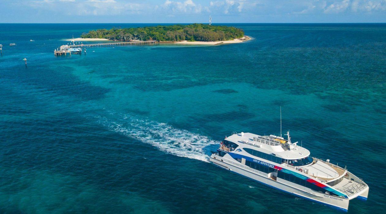 Green Island Boat Transfer